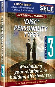 DISC Personality Types by Mark Coburn