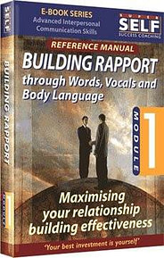 Building Rapport with Words Vocals and Body Language by Mark Coburn