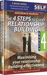 The 4 Steps to Client Relationship Building by Mark Coburn