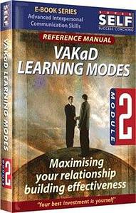 VAKaD Learning Modes by Mark Coburn