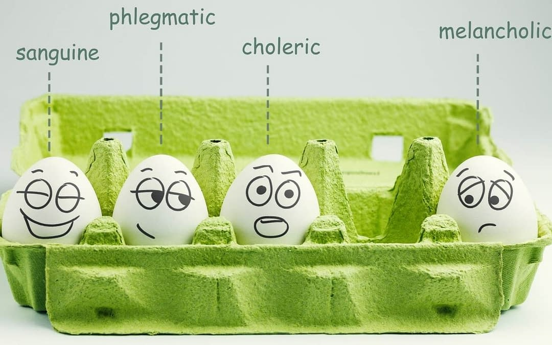 Four-Eggs-In-Eggbox-Types-Of--Personalities