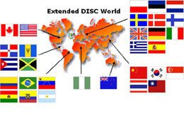 World of Extended DISC